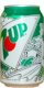 0383a 7up Zitronen-Limonade 1995