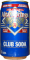 1058 Alta Springs Club Soda USA 1996