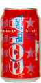 0070 American Style Cola England 1998
