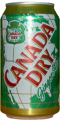 0254 Canada Dry Ginger Ale USA 1995