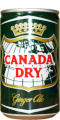 0759 Canada Dry Ginger Ale Holland 1988