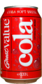 1572 Great Value Cola Deutschland 2002