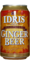 0598 Idris Ginger Beer England 1998