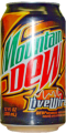 0186 Mountain Dew Orangen-Limonade USA 2010