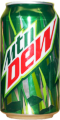 0559 Mountain Dew Zitronen-Limonade USA 2009