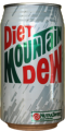 1420 Mountain Dew Zitronen-Limonade USA 1995