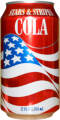 1387 Stars & Stripes Cola USA 1997
