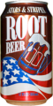 1389 Stars & Stripes Root Beer USA 1997